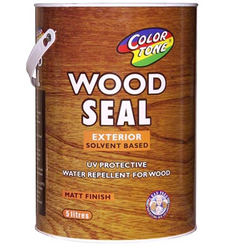 Colortone Wood Seal Exterior Water Repellent Finishing